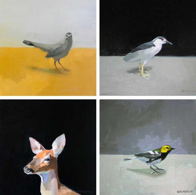 Elizabeth Mayville Animals