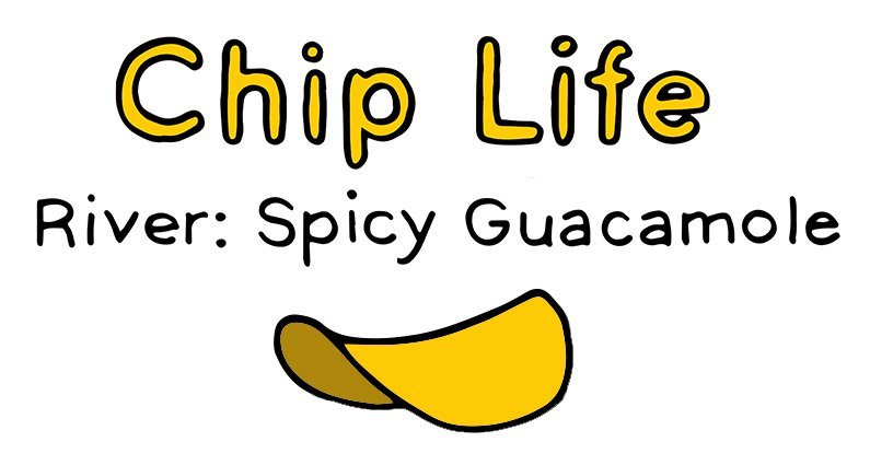chip life :: river :: spicy guacamole