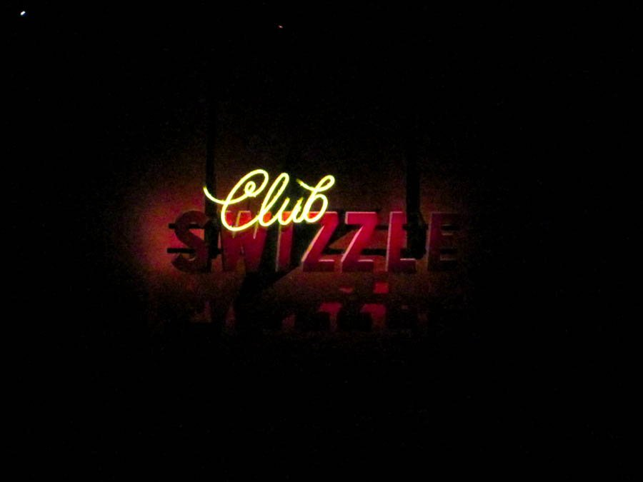 club swizzle sizzle @ the opera house