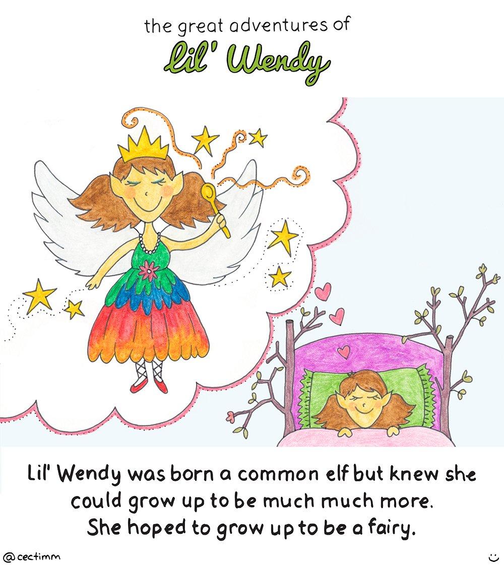 Lil Wendy 1