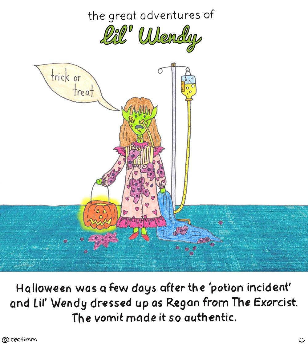 Lil Wendy 12