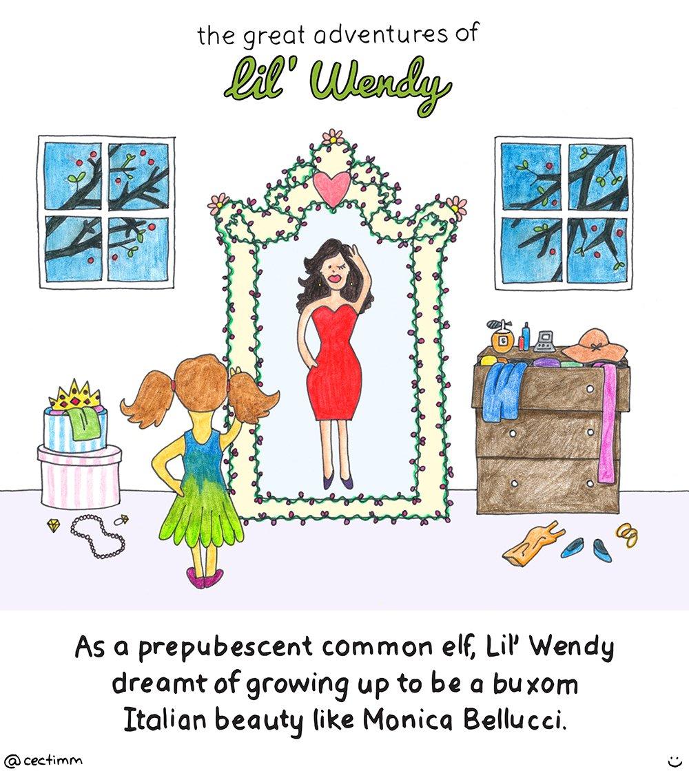 Lil Wendy 2