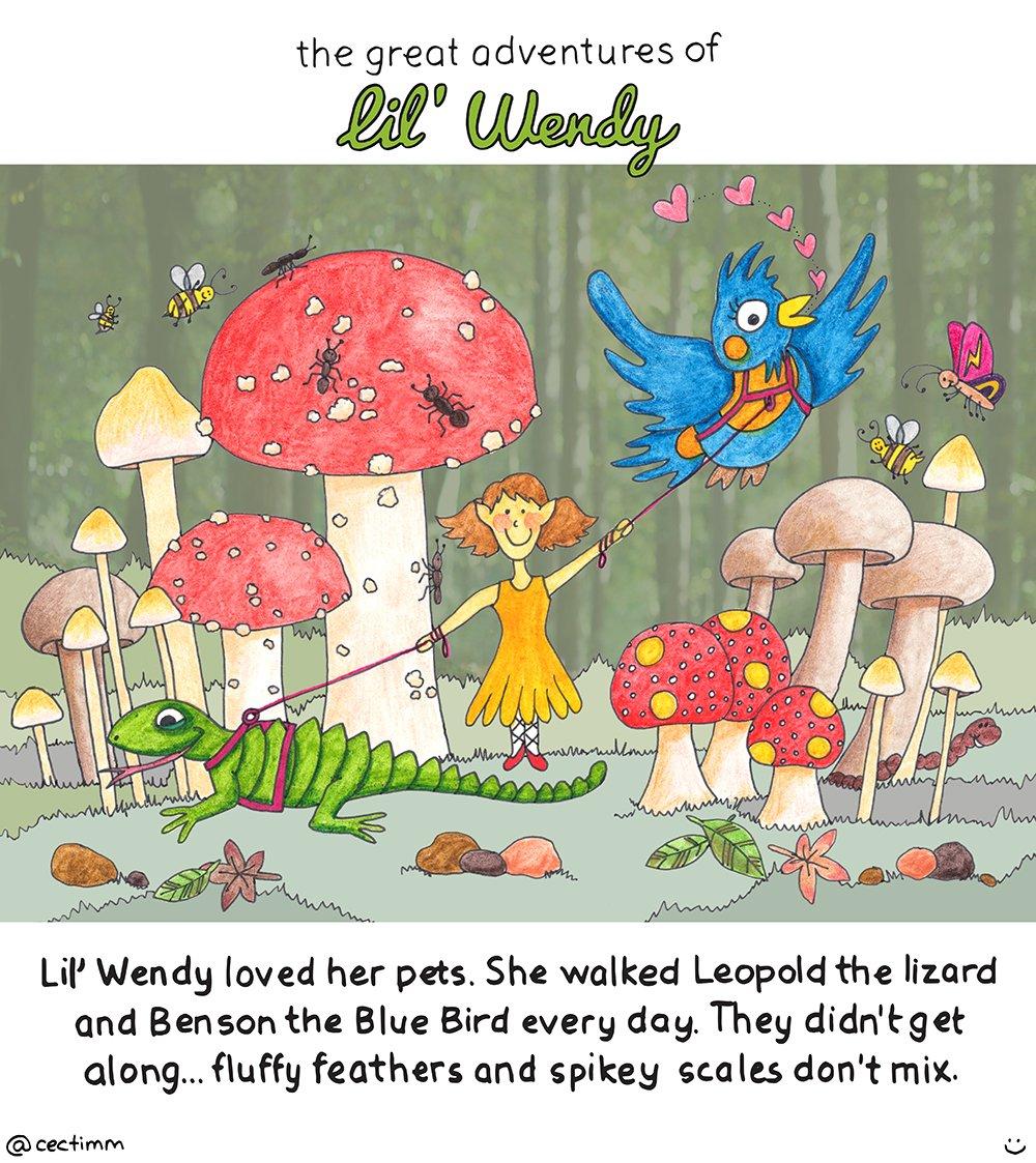 Lil Wendy 9