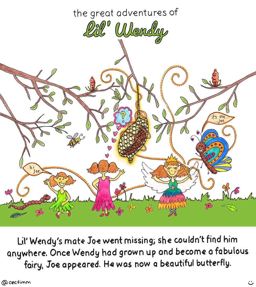 Lil Wendy Bonus Cocoon 1
