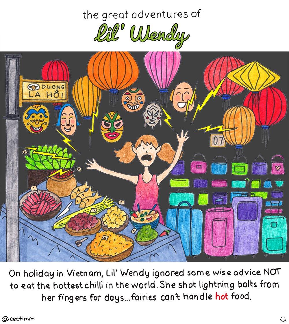 Lil Wendy 15