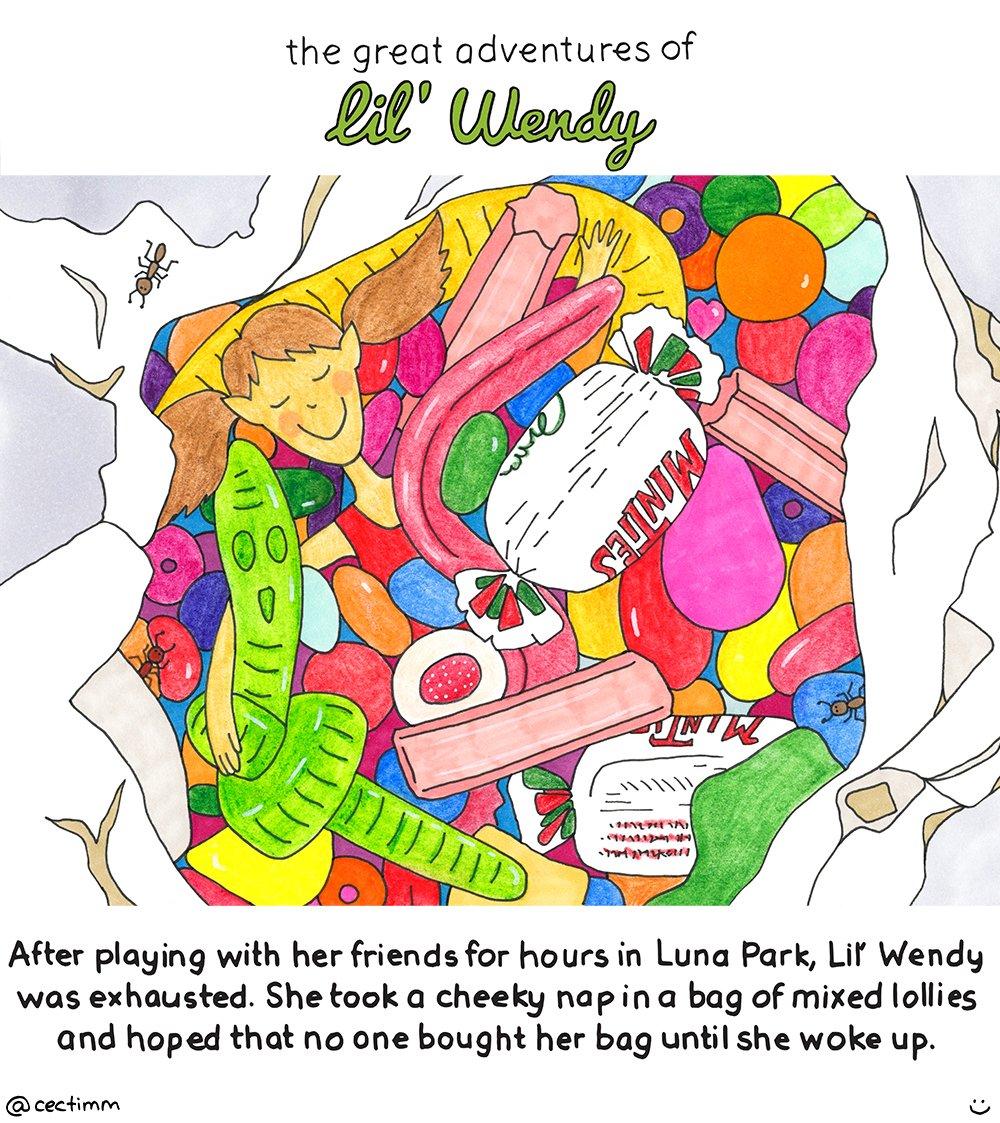 Lil Wendy 41
