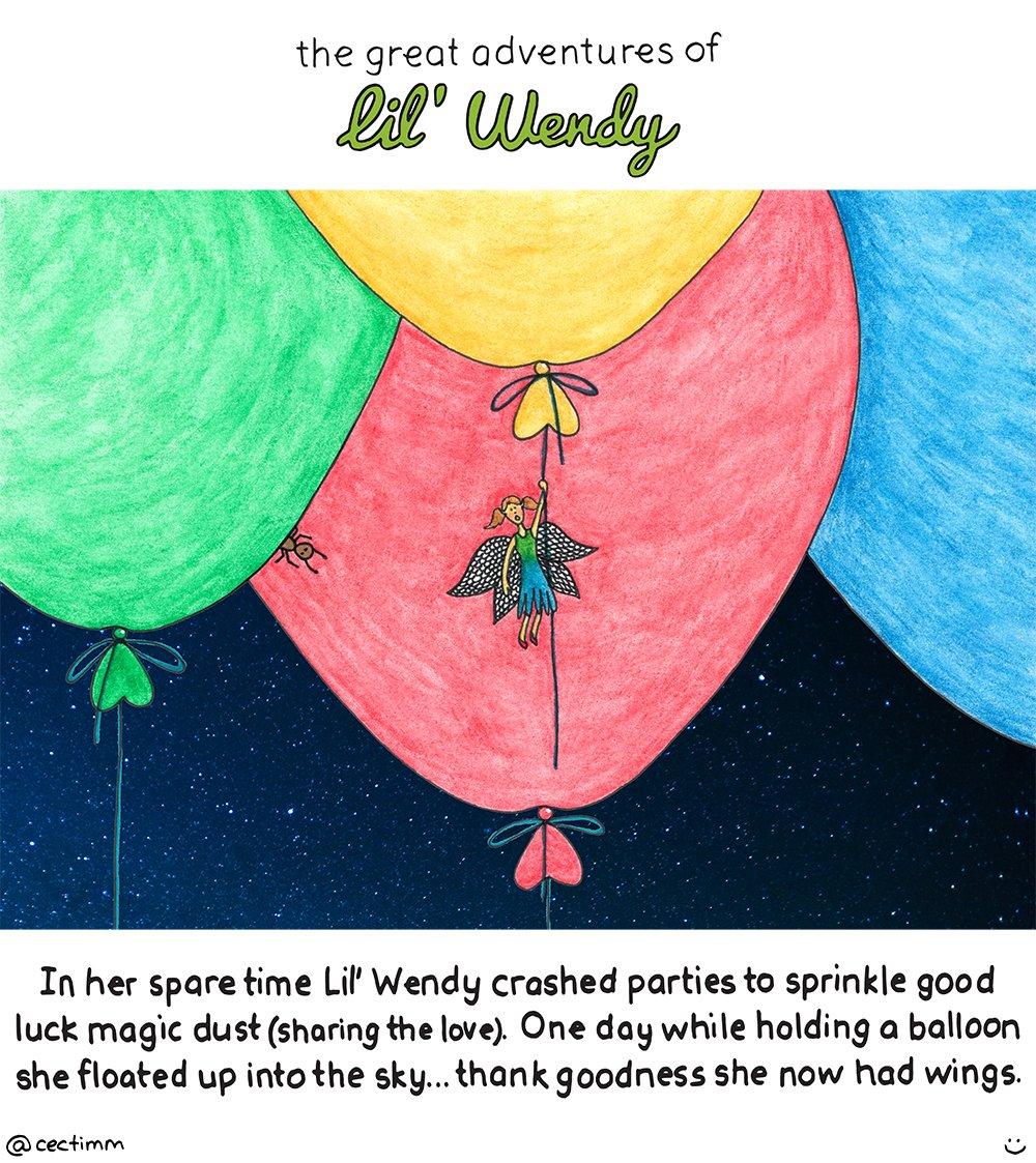 Lil Wendy 50