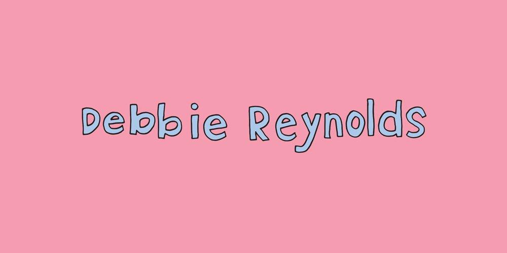 R.I.P. Debbie Reynolds