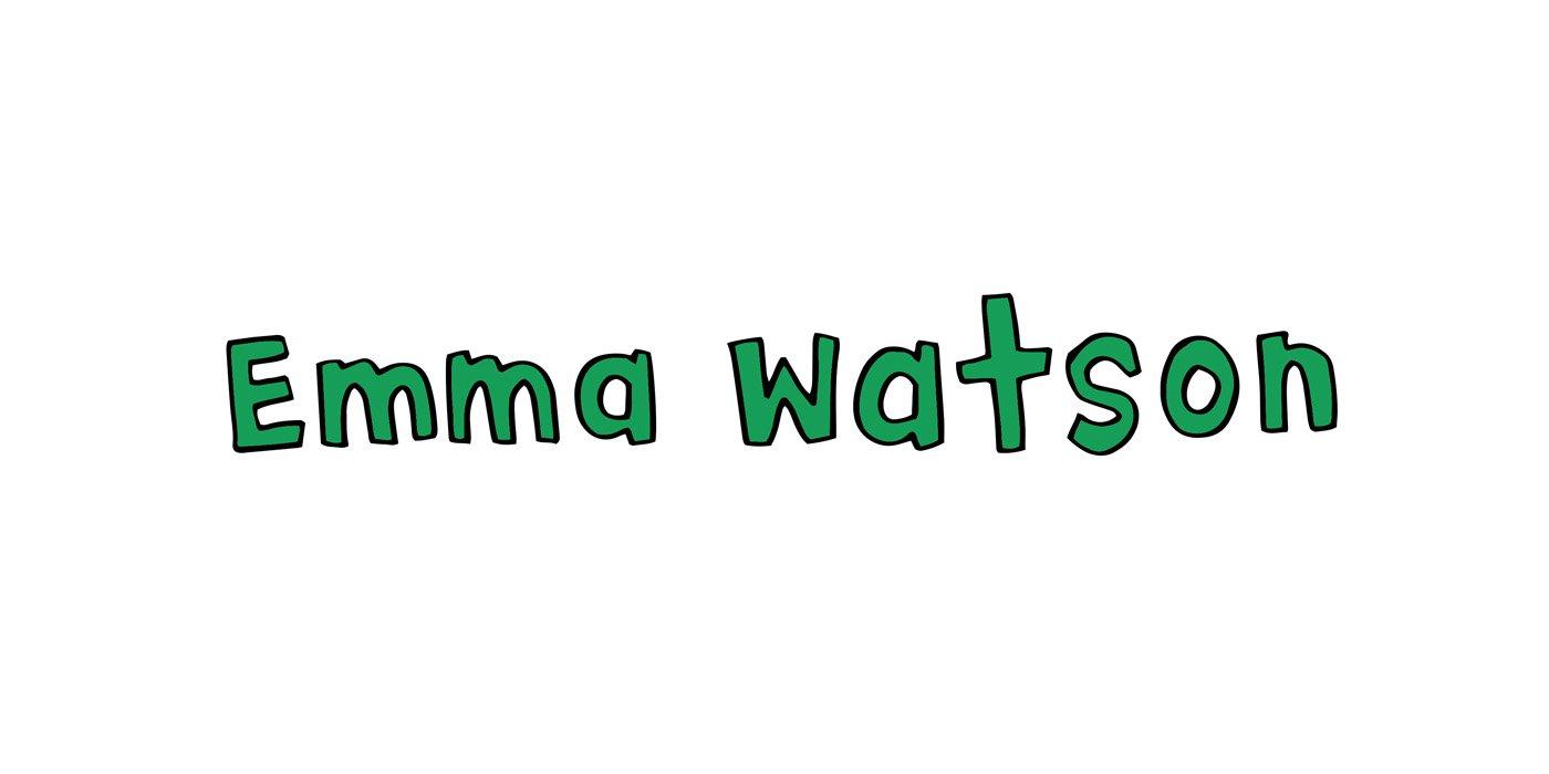 Emma Watson's Tits