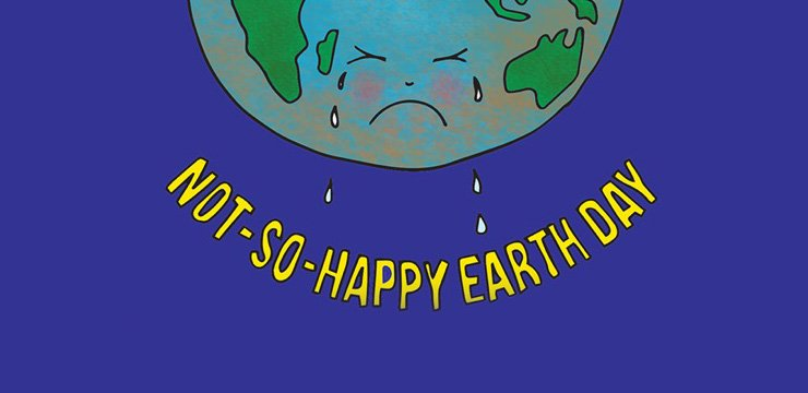 Not-so-happy Earth Da7 2017